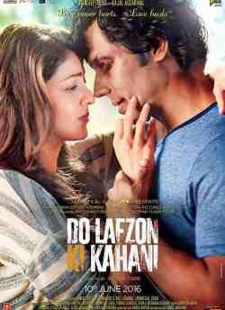 Do Lafzon Ki Kahani movie poster