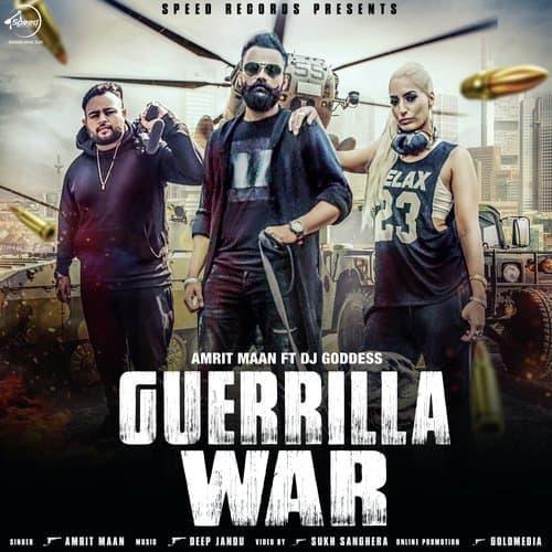 Guerrilla War album artwork