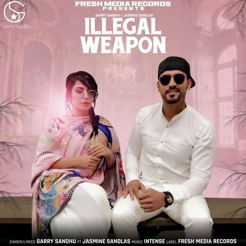 Illegal Weapon album artwork