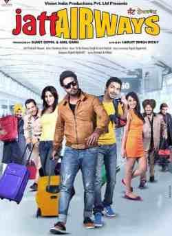 Jatt Airways movie poster