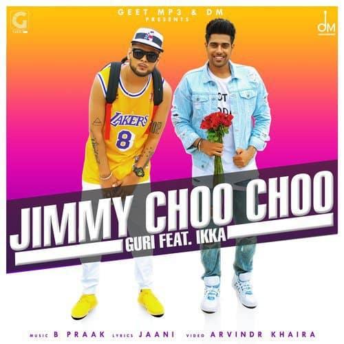 Jimmy Choo Choo album artwork