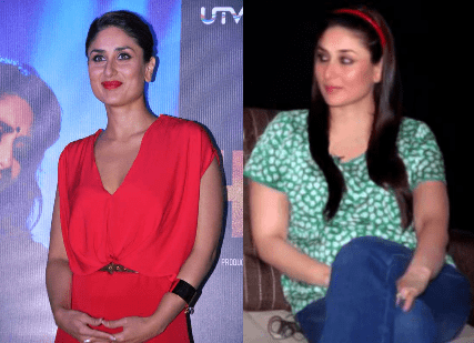 Kareena kapoor Khan fat to fit