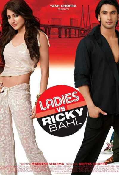 लेडीज वर्सस रिकी बहल movie poster