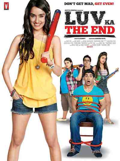 Luv Ka The End movie poster