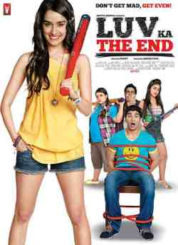 Luv Ka The End movie poster