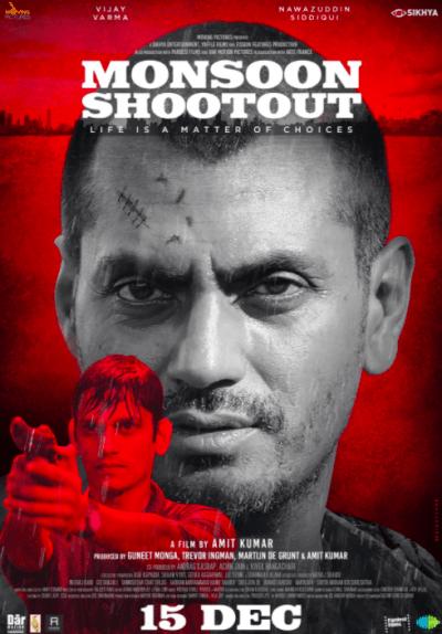 Monsoon Shootout movie poster