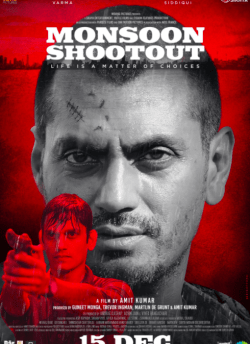 Monsoon Shootout movie poster