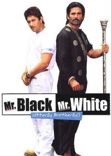 Mr. White Mr. Black movie poster