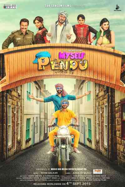 Myself Pendu movie poster