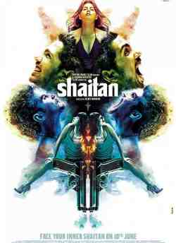 Shaitan movie poster