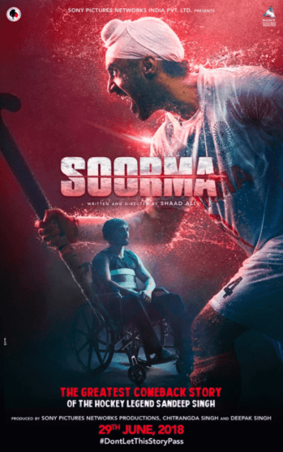 Soorma movie poster
