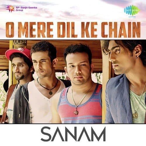 O Mere Dil Ke Chain album artwork