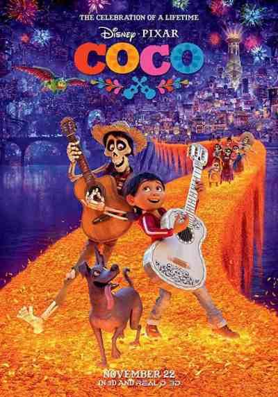 कोको movie poster