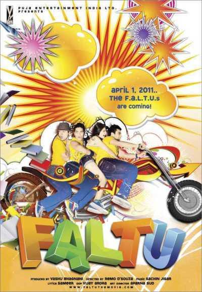 फालतू movie poster