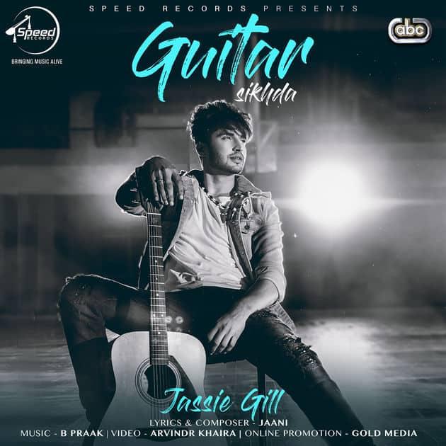 Guitar Sikhda album artwork