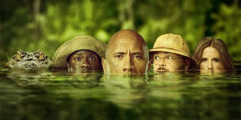 Jumanji 2 First Day Collection