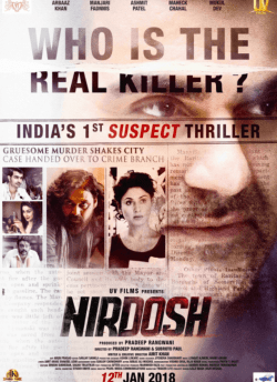 Nirdosh movie poster