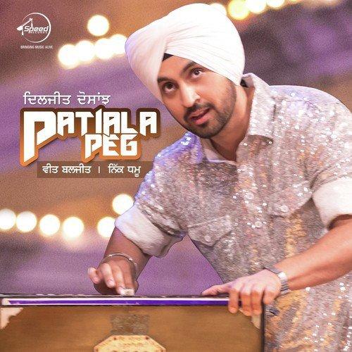 Patiala Peg album artwork