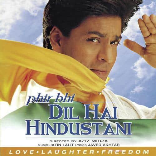 Phir Bhi Dil Hai Hindustani album artwork
