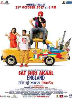 Sat Sri Akaal England movie poster