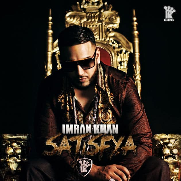 Satisfya album artwork