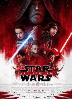स्टार वार्स – द लास्ट जेडी movie poster