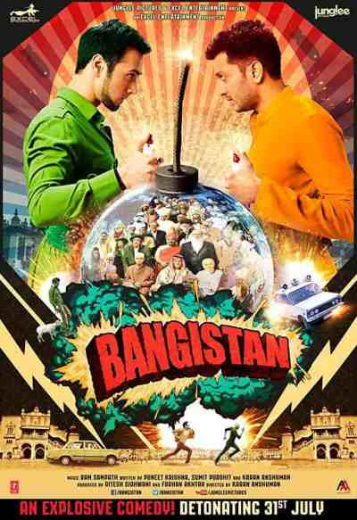 बंगिस्तान movie poster