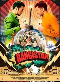 Bangistan movie poster