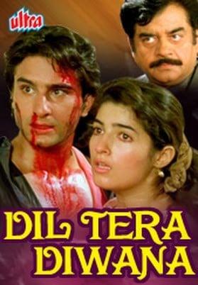 Dil Tera Diwana movie poster