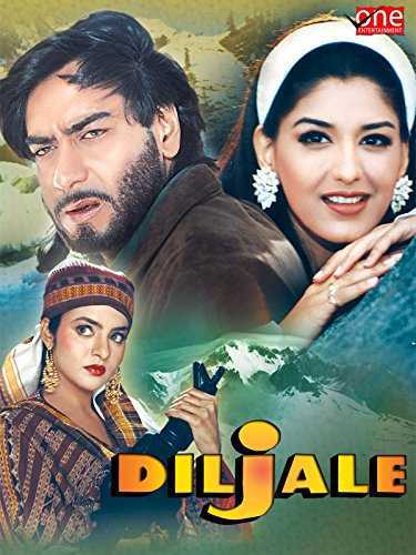 दिलजले movie poster