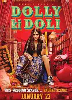 Dolly Ki Doli movie poster
