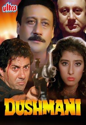 Dushmani movie poster