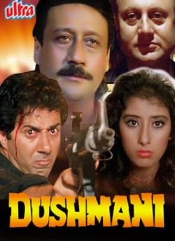 Dushmani movie poster