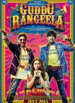 Guddu Rangeela movie poster