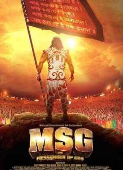 MSG – The Messenger movie poster