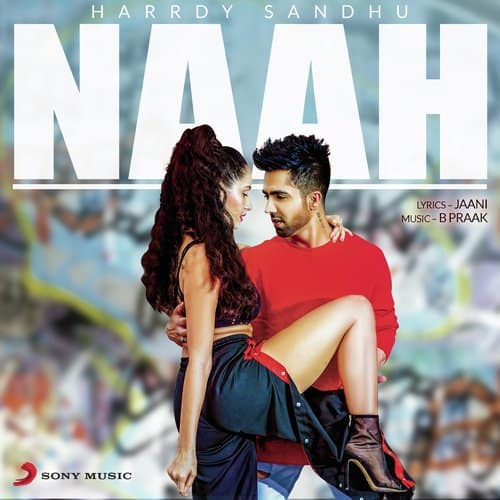 Naah (Remix) album artwork