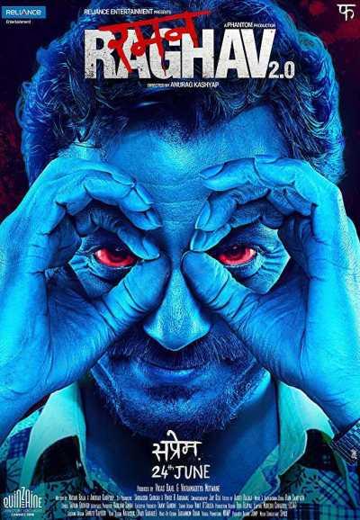 Raman Raghav 2.0 movie poster