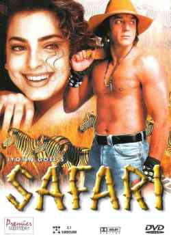 Safari movie poster