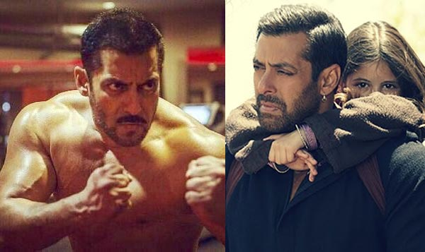 Tiger Zinda Hai - salman khan in sultan and bajrangi