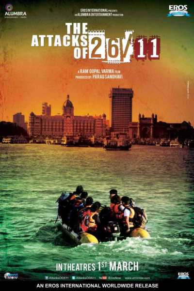 The Attacks Of 26/11 movie poster