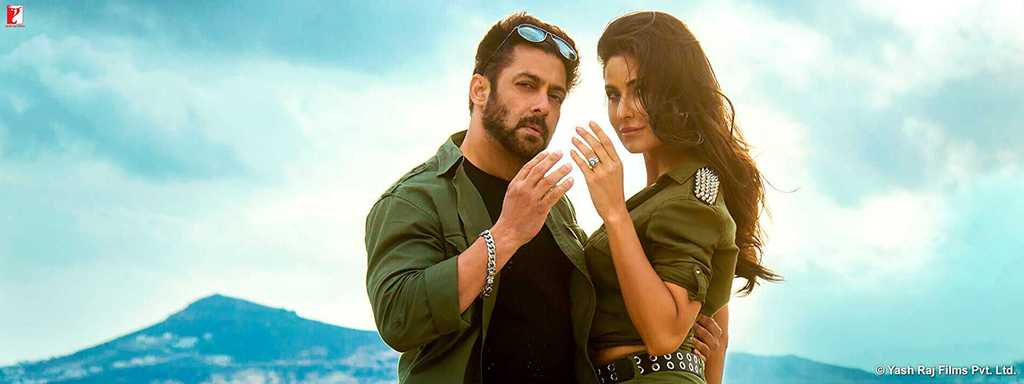 tiger zinda hai 6th Week Collection