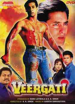 Veergati movie poster