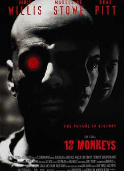12 मंकी movie poster