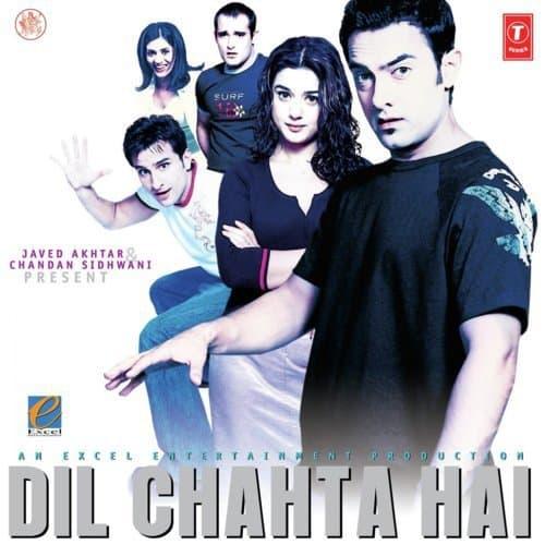 Dil Chahta Hai album artwork