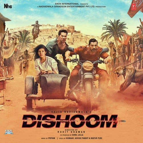 Toh Dishoom album artwork