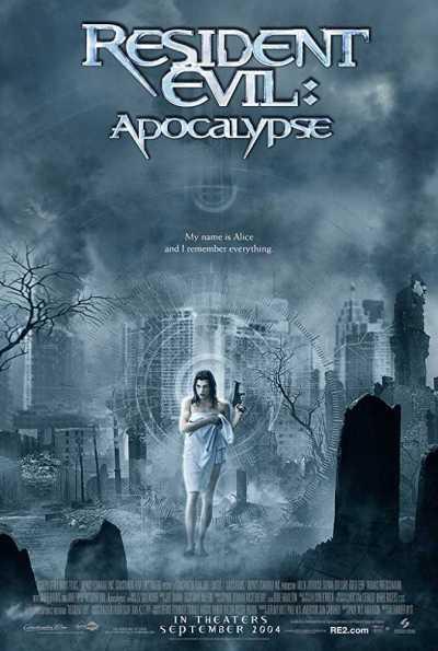 रेजिडेंट ईविल – अपोकलीप्स movie poster