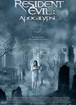 Resident Evil : Apocalypse movie poster