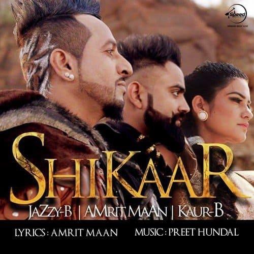 Shikaar album artwork