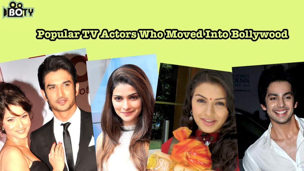 Popular TV Actors who moved into Bollywood