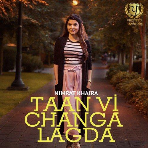 Taan Vi Changa Lagda album artwork